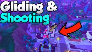 Fortnite SEASON 5 GLITCH Shoot While Gliding! - Fortnite Glitch PS4 & Xbox ONE