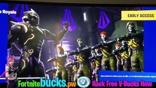 Fortnite Hack - How to Hack V Bucks in Fortnite - Free V Bucks Glitch (XBOX, PC, IOS and PS4)
