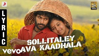 kumki - sollitaley ava kaadhala tamil lyric  vikram prabhu  d. imman