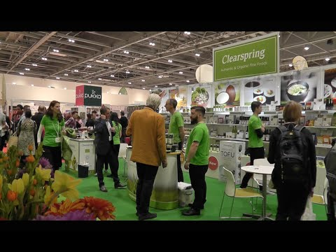 Clearspring Organic at Natural & Organic Products Europe 2015