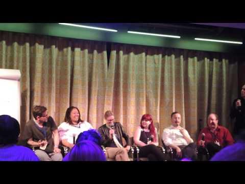 Teach Aimee Mann to be a Nerd panel on JoCo Cruise 2016