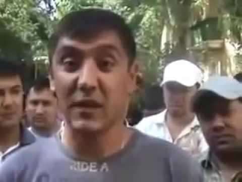 Киргизы убивают Узбеков