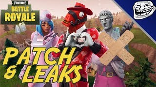 Fortnite News: Prisoner Skin 3rd Stage Unlock, Valentine's Challenges, Earthquake Event Season 8!!