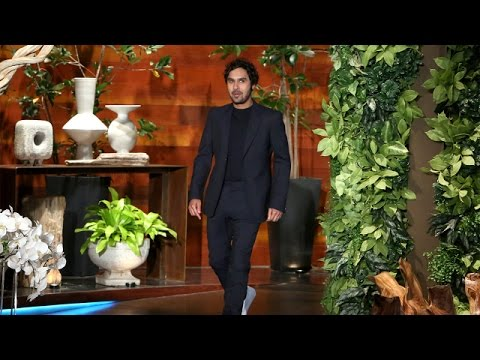 Kunal Nayyar Takes on the Bowl of Interesting Questions