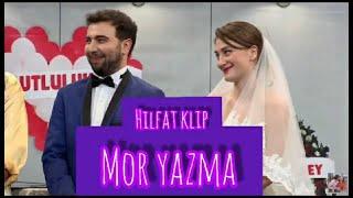 Hilmi Deler  Fatma Tezcan - Mor Yazma  hilfat klip