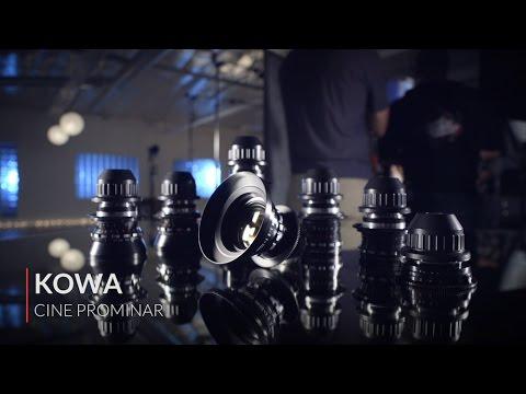 Kowa Cine Prominar Trailer