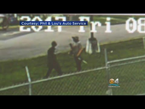 New Surveillance Video Shows Suspected Killer In Pembroke Park Murder
