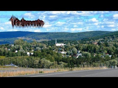 Témiscouata-sur-le-Lac   (Cabano)   Notre-Dame-du-Lac  Quebec Canada