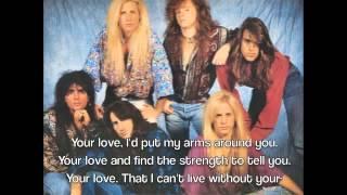 Nelson-Love And Affection Lyrics