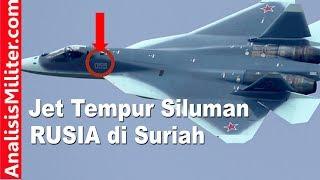 Kenapa Rusia Kirim Pesawat Tempur Siluman ke Suriah? Ini Alasannya