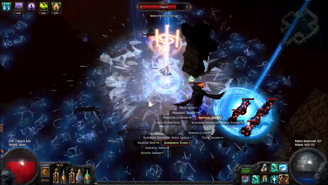 torture chamber map boss kill guide path of exile youtube