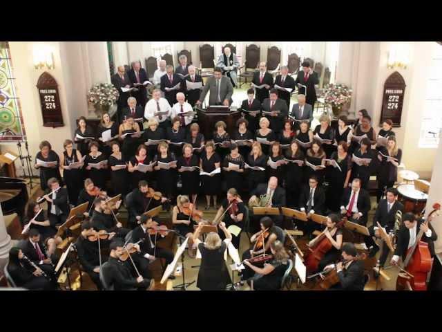 Cantata Sinfonia de Louvor - IPUSP - [04/10] - Ao Contemplar a Rude Cruz / Abrace a Cruz