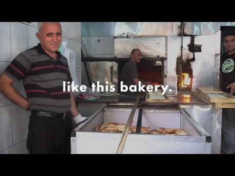 Iraq - A Bakery With A Difference