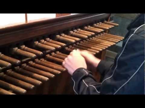 Robert Hutten carillion Grote Kerk Dordrecht