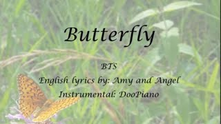 Video Butterfly (Prologue Mix) - English KARAOKE (Piano Instrumental) - BTS download MP3, 3GP, MP4, WEBM, AVI, FLV Agustus 2018