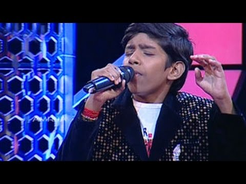 Super Star Junior- 5 | Amal Roy Singing - Ka Karoon Sajni Aye Na Balam