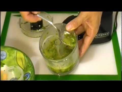 How to make Basil Vinaigrette Salad Dressing Recipe