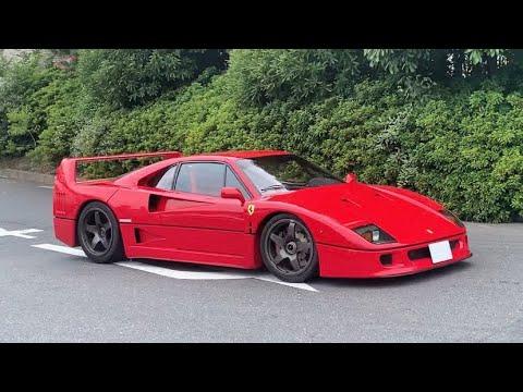 【大黒PA】スーパーカー加速サウンド‼️/ Supercars sound in Japan. F40, R8, GT2RS, RWB, 812GTS, and more‼️