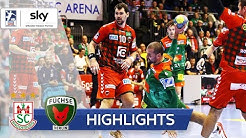 SC Magdeburg - Füchse Berlin | Highlights - LIQUI MOLY Handball-Bundesliga 2019/20