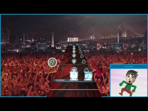 [Guitar Hero Live] Chrissie Hynde - Dark...