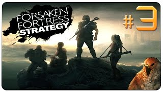 Forsaken Fortress Strategy Gameplay - EP 3 - Revealing Camping Gear? [Let