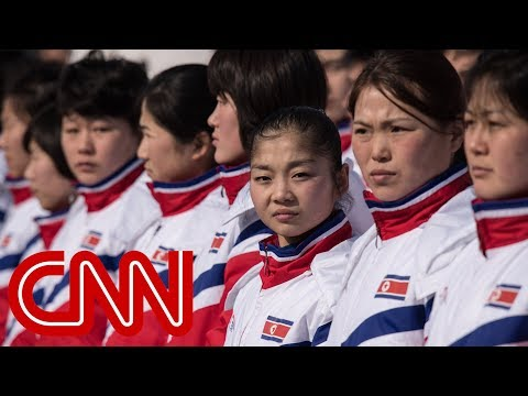 North Korean athletes under 24-hour watch at Olympics