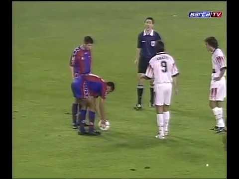 Season 1997/1998. FC Barcelona - Mallorca - 1:1, pen. 5:4