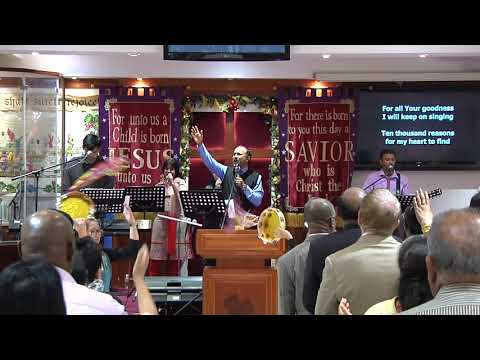TLC New Year Day Service 01 01 2018 11 am