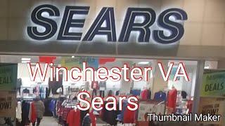 Winchester VA Sears