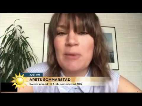 Här är Sveriges sommarstad 2017 - Nyhetsmorgon (TV4)
