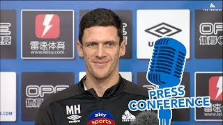 🙋🏻‍♂️ PRESS CONFERENCE | Mark Hudson on Man City & David Wagner