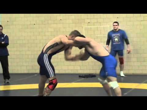 2010 Western Open: 82 kg Matt Hutchinson vs. Brandon Gardner