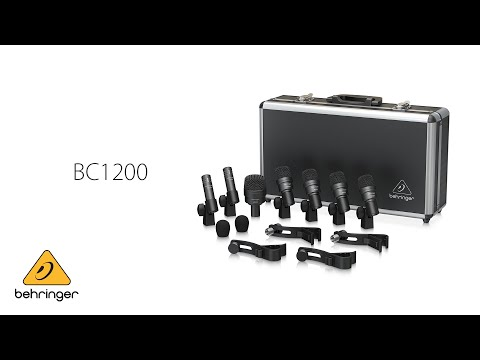 Get the Perfect Drum Sound with the New BC1200