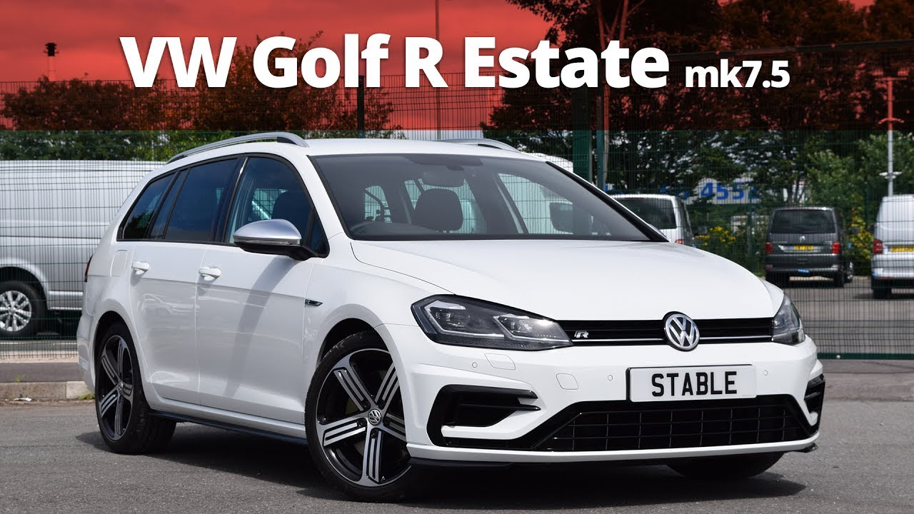 001 2018 volkswagen golf r estate mk7 5 walkaround 4k. Black Bedroom Furniture Sets. Home Design Ideas
