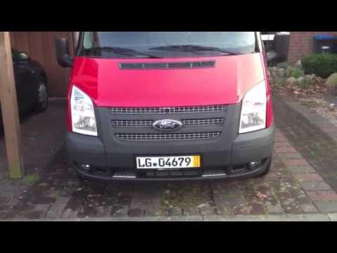 """Unser Ford Nugget """"Elmo"""" ist da. Modell 2012 Westfalia Ausbau"""