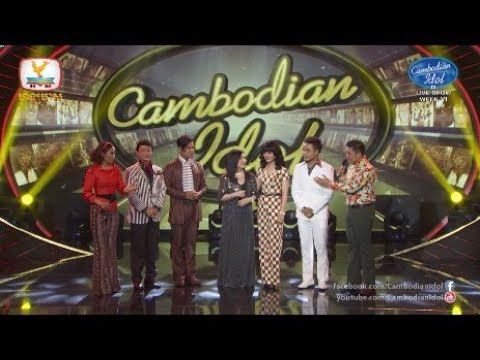 Cambodian Idol Season 3 Live Show Week 6 | Intro