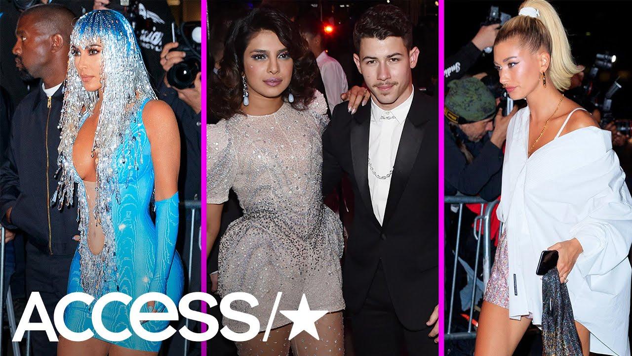 Kim Kardashian Priyanka Chopra More Wow In Wild Outfit Changes At 2019 Met Gala After Parties