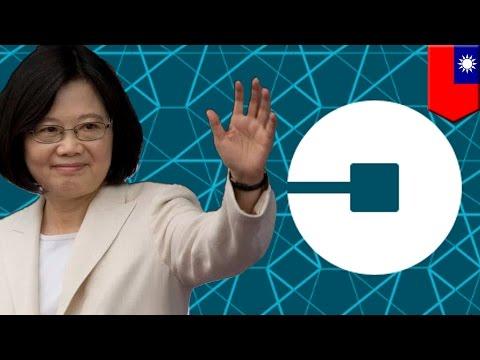 Uber menghentikan jasa mereka di Taiwan karena banyaknya denda pemerintah- Tomonews