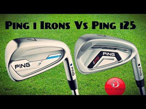 PING i IRONS Vs PING i25 IRONS