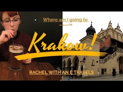 Where am I going now!? Krakow, Poland Vlog #1 #krakow #poland #travel