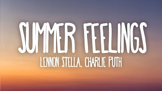 Download Lagu Lennon Stella Charlie Puth - Summer Feelings MP3