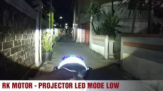PROJECTOR LED VAHID HIGH LOW