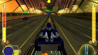 Let's Play Hot Wheels Velocity X Part 5 - Loops, Drag Races, and Gears