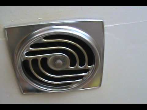 Kitchen Exhaust Fan. Kitchen Wallmount Exhaust Fan. Broan Nutone