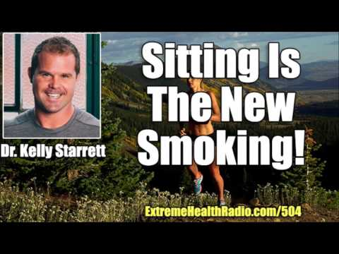 Dr. Kelly Starrett - Sitting Can Shorten Lifespan, Easy Tips To Prevent A Sedentary Lifestyle