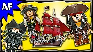 Lego Pirates of the Caribbean QUEEN ANNE