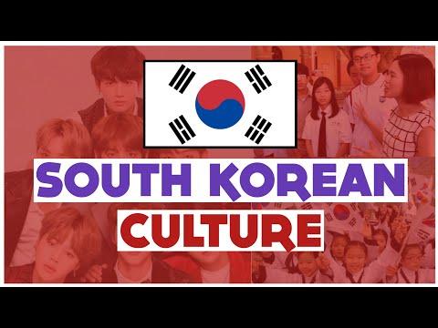 South Korean Culture (Hindi) - A brief breakdown ( Language, Culture, Religion, Festival and Food)