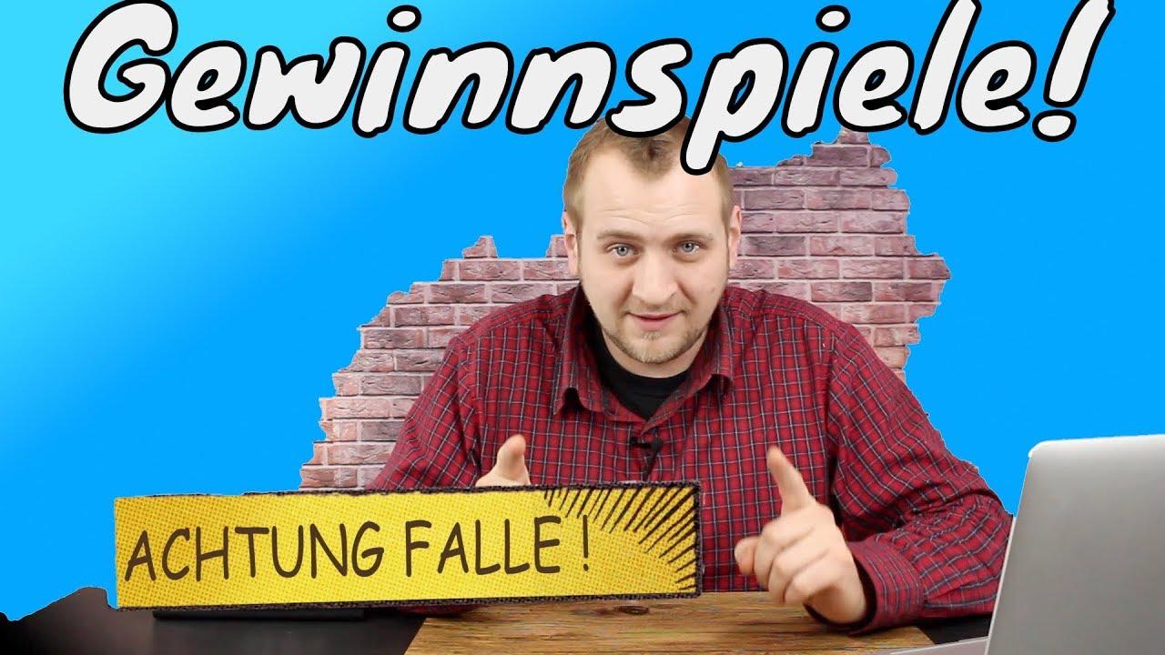 Gewinnspiele Gewinnen Tricks