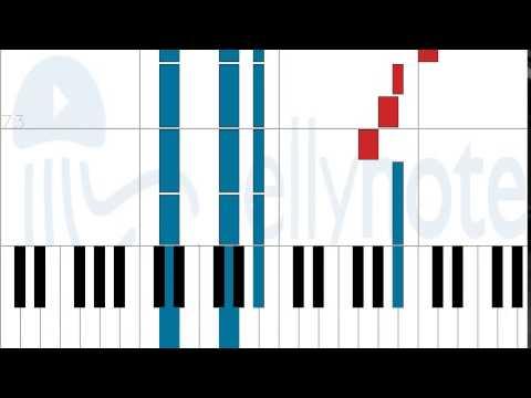 Chord Left - Agnes Obel [Sheet Music] Jellynote