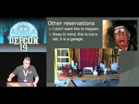 DEFCON 19: And That's How I Lost My Eye: Exploring Emergency Data Destruction (w speaker)